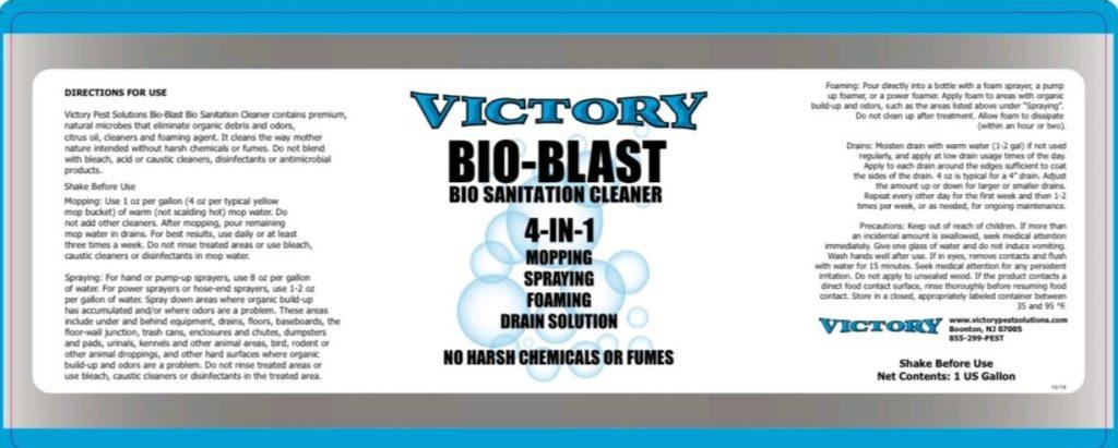 Victory Pest Solutions Bio-Blast