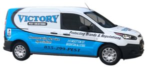 Victory Pest Solutions Truck