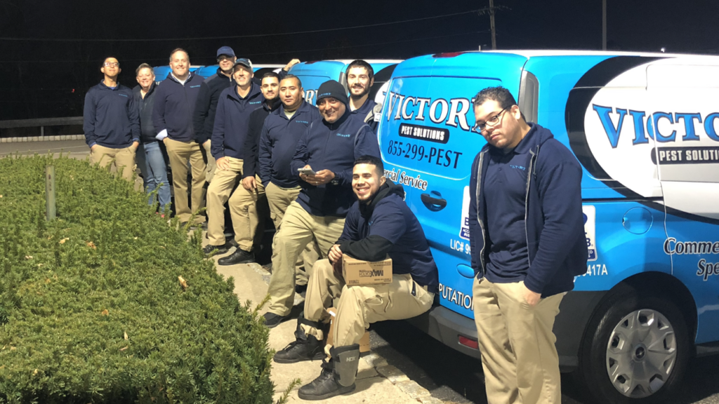 The Victory Pest Solutions Team